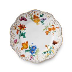 Assiette plate – Printemps