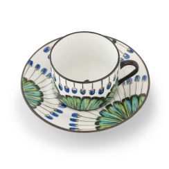 Tea cup and saucer