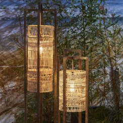 Tori lanterns